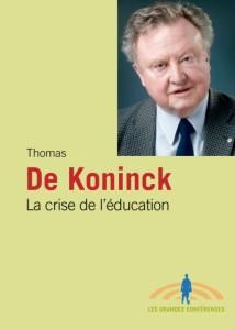 La crise de l'éducation