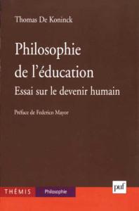 Philosophie de l'éducation_essai