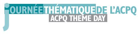 Logo - Journée Thématique de l'Association des collèges privés du Québec